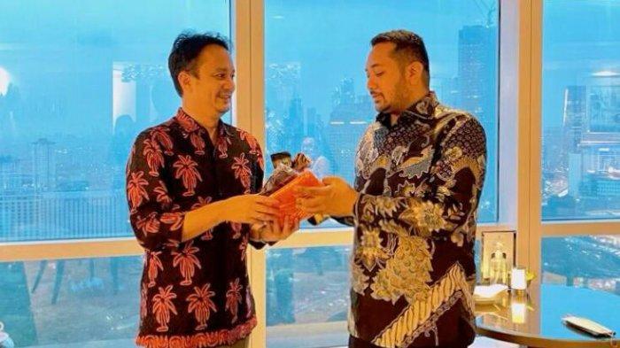 Sambangi Wamendag Jerry Sambuaga, Pinto Jayanegara Konsultasi Rencana Ekspor Kopi Merangin