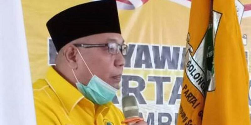 Sambut Bulan Suci Ramadhan, Golkar Lampung Selatan Gelar Silaturahmi dan Doa Bersama