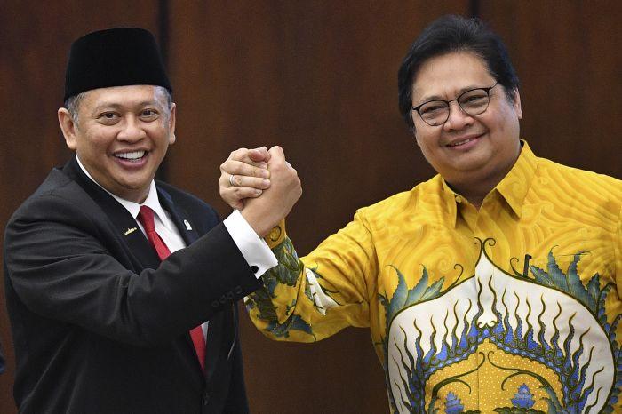 Jabat Ketua MPR, Fadel Muhammad Sebut Bamsoet Takkan Maju Caketum Golkar