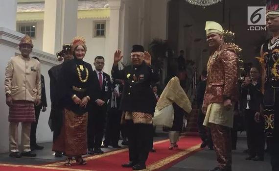 Kehadiran Para Elit Politik Ramaikan Pernikahan Putra Bamsoet