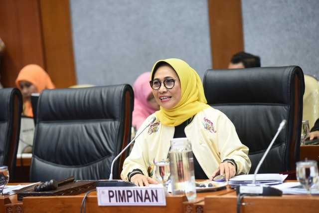 Hetifah Minta Kemenpora Jadi Pusat Informasi Bagi Pemuda Seluruh Nusantara