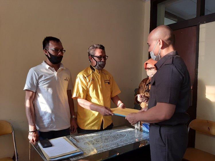 Edwin Senjaya Ingin Golkar Kota Bandung Jadi Ladang Ibadah Tebar Manfaat Untuk Sesama