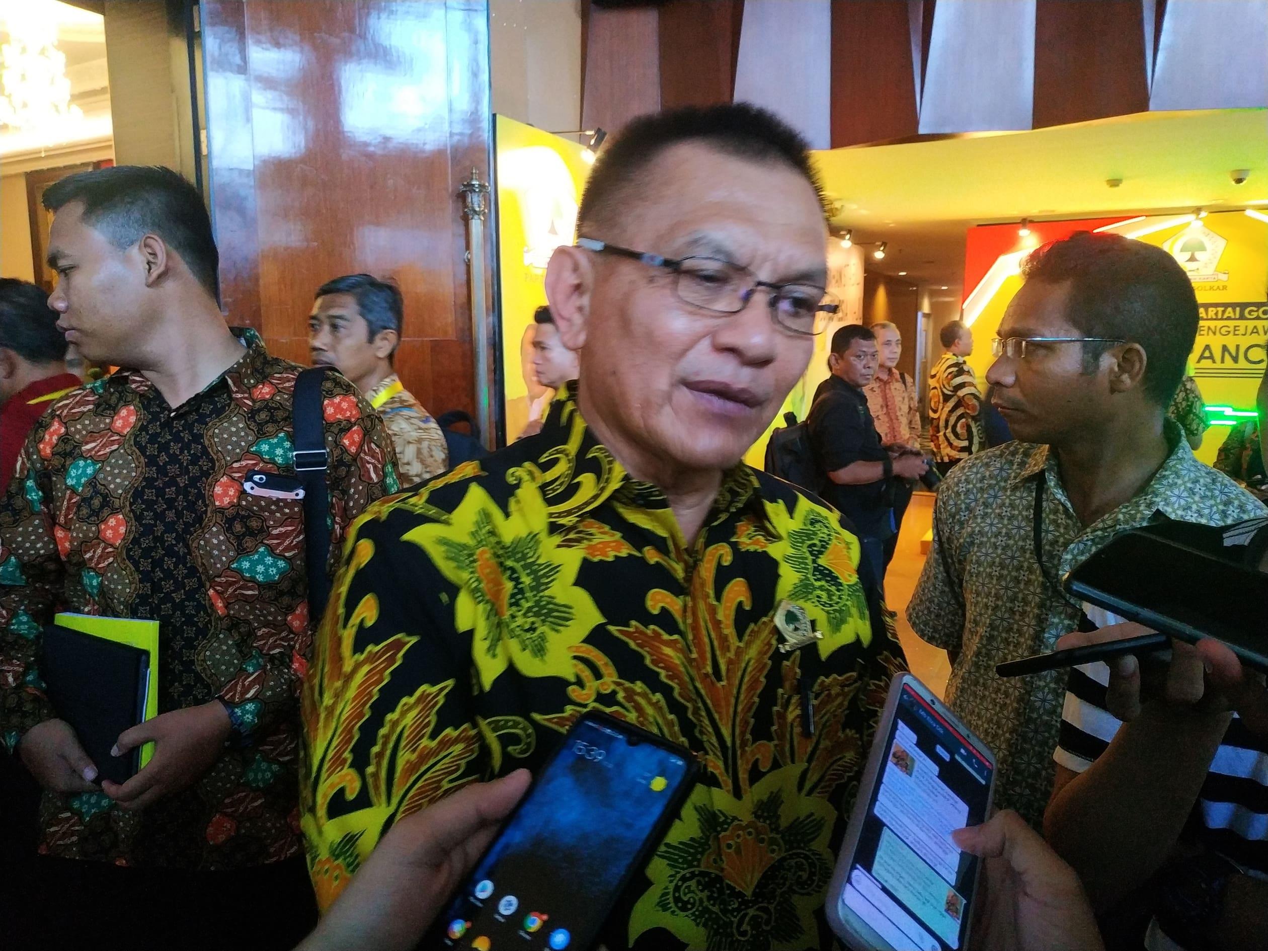 Sekjen Lodewijk Paulus Harap Kalimantan Jadi Lumbung Suara Golkar di Pilkada 2020