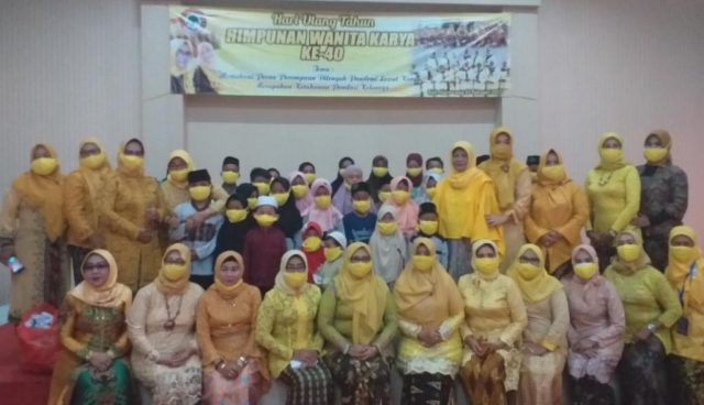 HUT Ke-40, HWK Terus Berkarya Dalam Pembangunan Kabupaten Karawang