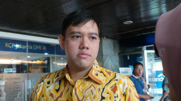 Jangan Seperti Edhy Prabowo dan Juliari Batubara, Dave Laksono Minta Jokowi Pilih Sosok Terbaik Jadi Menteri Baru