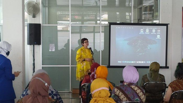 Nurul Arifin Nilai Ibu Agen Perubahan dan Role Model Terapkan Nilai-Nilai Budaya