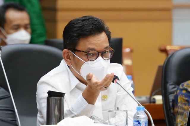 Angkanya Tergolong Tinggi, Ace Hasan Minta Pemerintah Serius Tangani Stunting di Indonesia