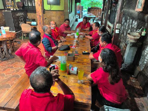 Wujudkan Gerakan SOKSI Membangun, Gus Adhi Dorong Tiap Kecamatan di Tabanan Lahirkan Produk Unggulan