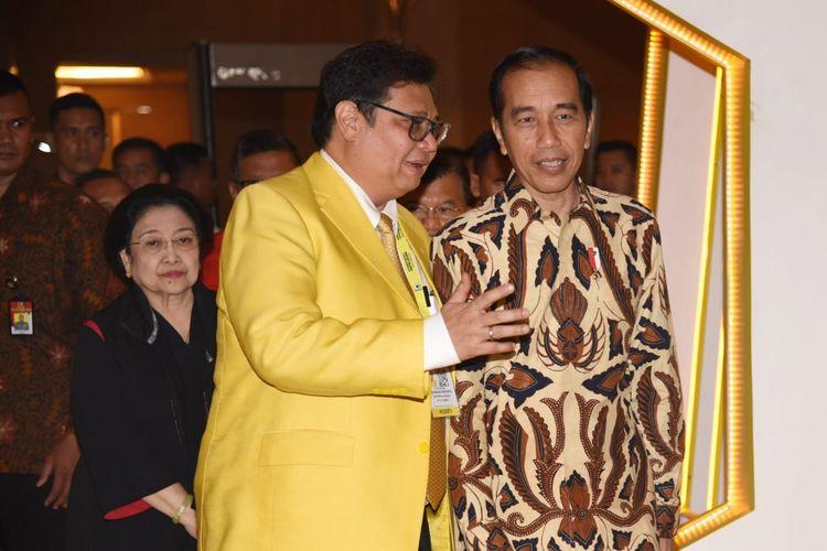 Airlangga Hartarto Tegaskan Golkar Bakal Jadi Pendukung Utama Jokowi