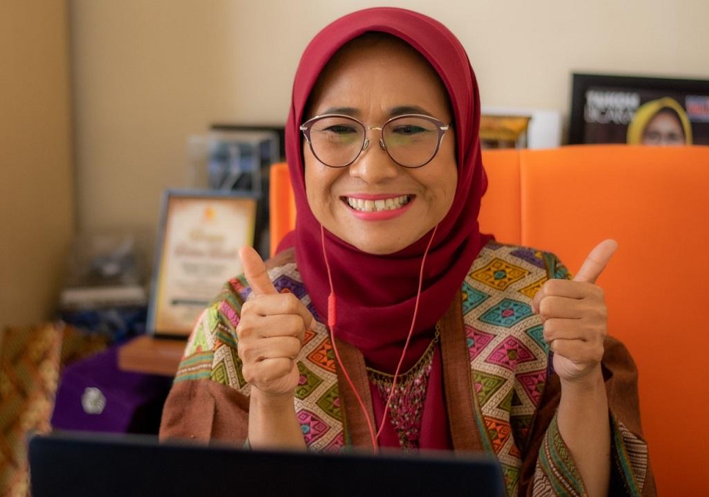 Lewat Diskusi Virtual, Hetifah Serap Aspirasi Masyarakat Kalimantan Timur