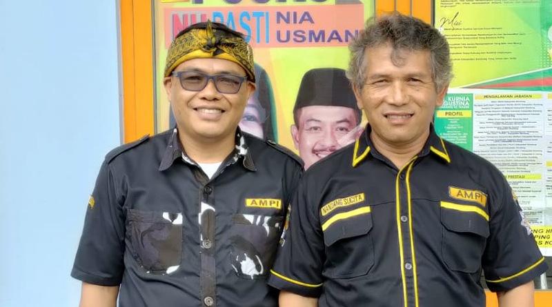 Abah Korun Pastikan Pecat Kader AMPI Kabupaten Bandung Yang Membelot Tak Dukung NU Pasti