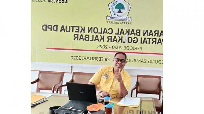 Mustafa MS Ditunjuk Jadi Plt Ketua Golkar Kubu Raya