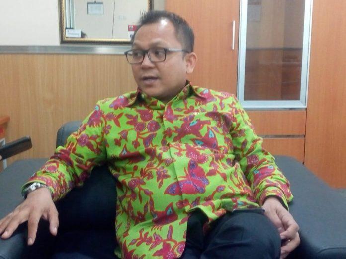 Pertama Kali Terpilih, Basri Baco Langsung Jadi Ketua Fraksi Golkar DPRD DKI