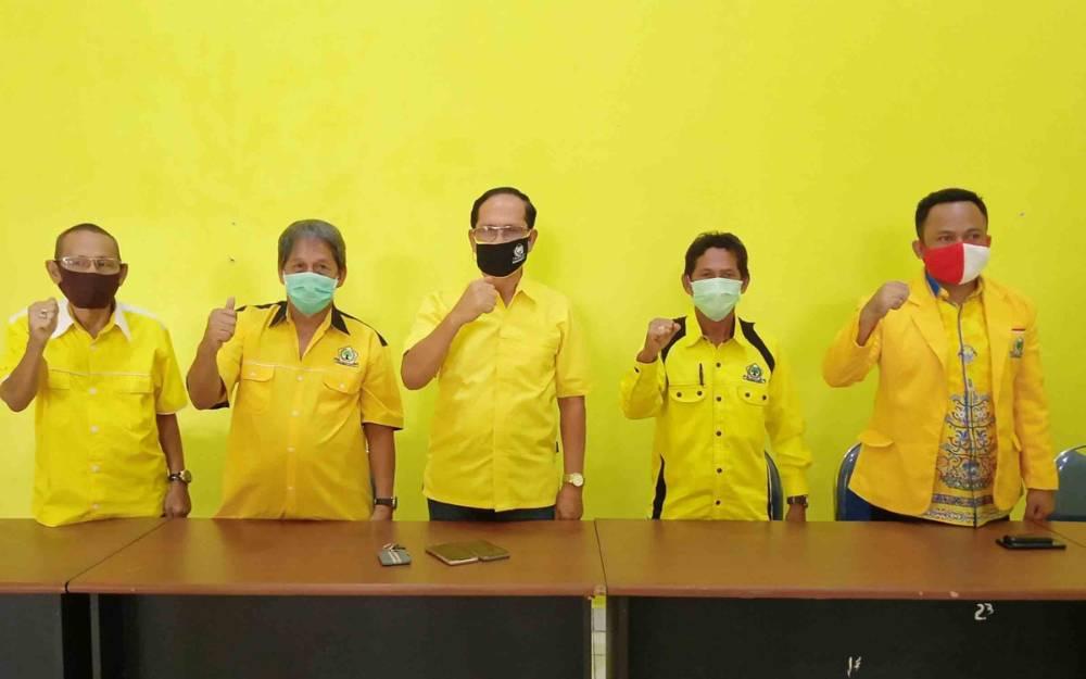 Golkar Barito Timur Siap Menangkan Sugianto Sabran-Edy Pratowo di Pilgub Kalteng