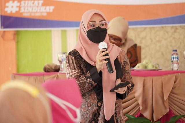 Ini Cara Saniatul Lativa Cegah Pekerja Migran Indonesia Berangkat Ilegal Lewat Calo