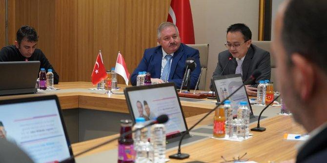 Wamendag Jerry Sambuaga Harap Indonesia dan Turki Saling Penuhi Kebutuhan Produk Halal