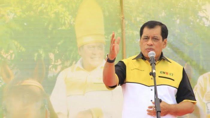 Survei SSI Menangkan Prabowo-Sandi di Sulsel, Ini Kata Nurdin Halid