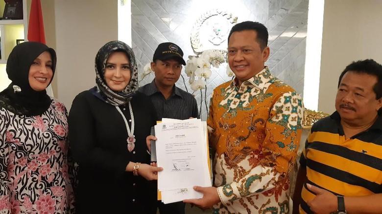 6 DPD II Golkar se-Jateng Dukung Bambang Soesatyo Jadi Caketum di Munas 2019