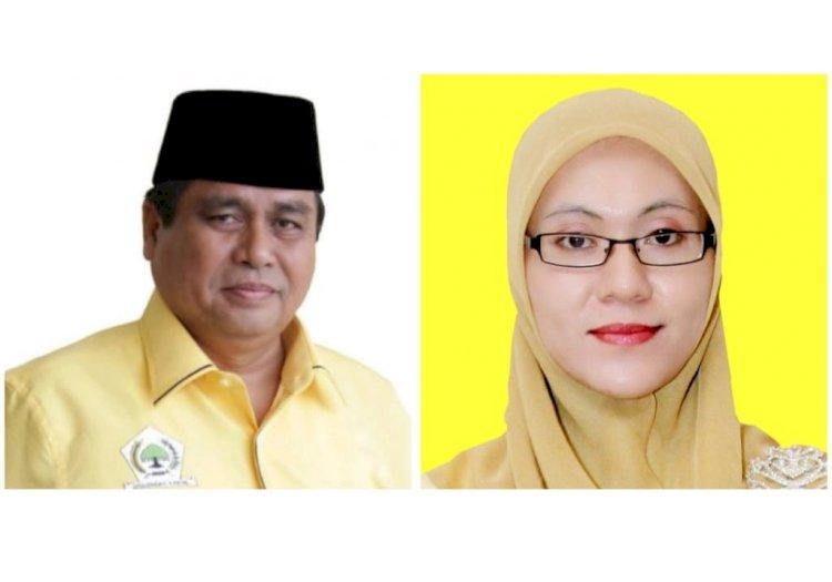 DPP Tugaskan Hasan Basri Agus dan Saniatul Lativa Jadi Jurkam dan Menangkan Cek Endra di Pilgub Jambi