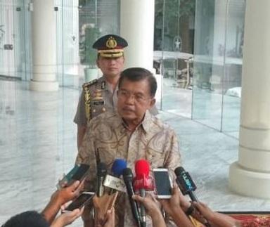 Lewat Yorrys, Jusuf Kalla Beri Wejangan dan Dukungan Moril Untuk Golkar