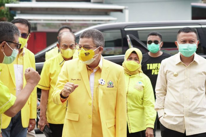 Basli Ali Terpilih Aklamasi Pimpin Golkar Selayar, Wakil Bupati Syaiful Arief Ketua Dewan Pertimbangan