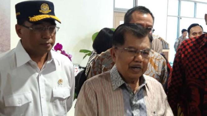 Jusuf Kalla Sebut BJ Habibie Pencetus Awal Ide Pembangunan MRT