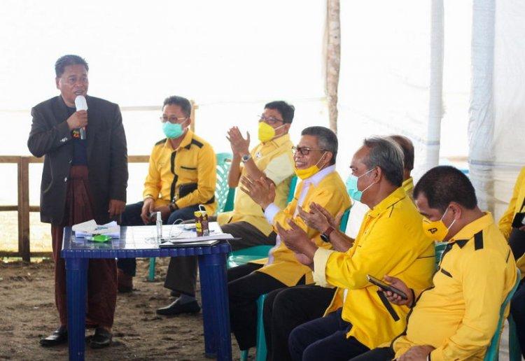 Tumbangkan Petahana di Pilkada Torut, Taufan Pawe Puji Kerja Terukur Om Bas-Bro Dedy