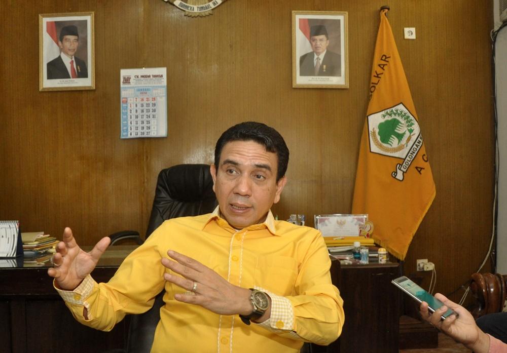 TM Nurlif Minta Pemprov Aceh Perhatikan Warganya Di Perantauan Yang Terdampak COVID-19