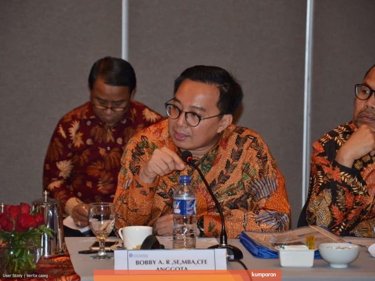 Bobby Rizaldi Sebut Komcad Jawaban Untuk Jembatani Kurangnya Rasio Prajurit dan Luas Wilayah RI