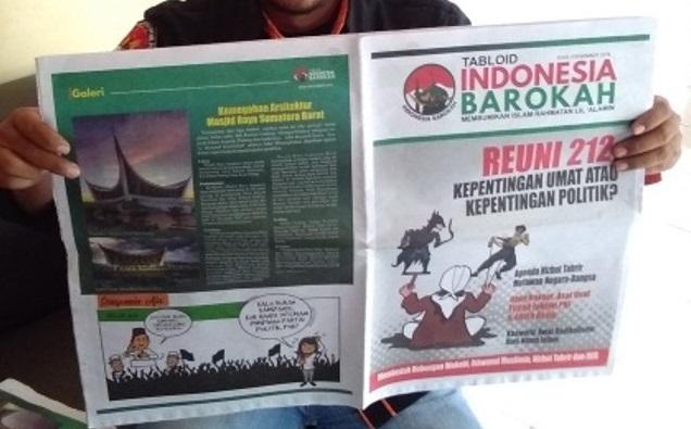 Bikin Gaduh, Dedi Mulyadi Minta Pendukung Jokowi Tak Pedulikan Isi Tabloid Indonesia Barokah