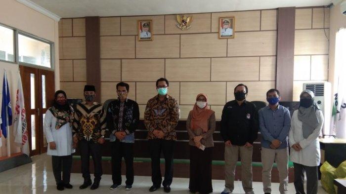 Pantau Kesiapan Pilkada 2020, Wakil Ketua DPD RI Mahyudin Sambangi KPUD Kutai Timur