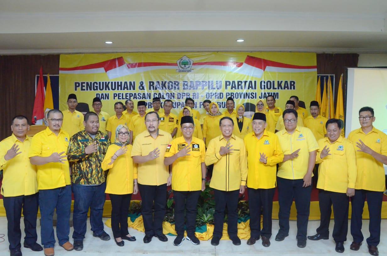 Saifullah Ma'sum Ungkap Golkar Siapkan Yuli Andriani Maju di Pilkada Pasuruan 2020