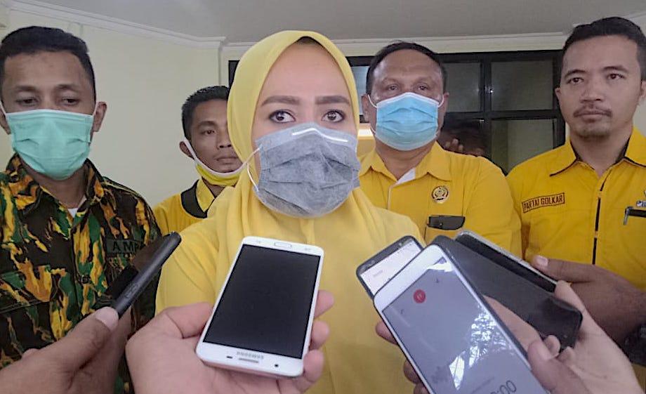 Siapa Kantongi Rekomendasi Golkar di Pilkada Ternate, Juhdi Taslim Atau Hasan Bay?