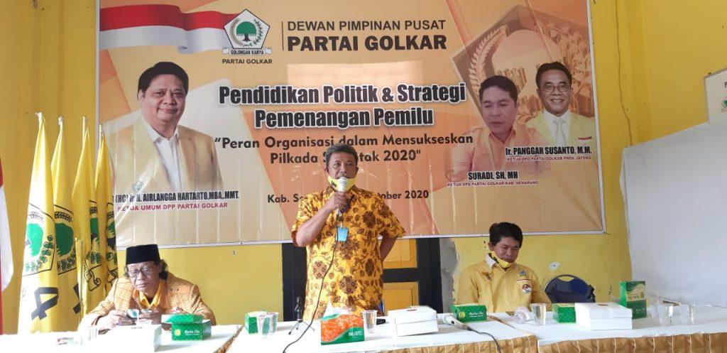 Demi Kejayaan Partai Golkar, Iqbal Wibisono Dorong Airlangga Hartarto Maju di Pilpres 2024