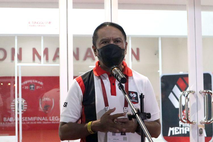 Menpora Zainudin Amali Minta Polri Tindak Tegas Suporter Persija Jakarta dan Persib Bandung