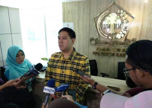 Ini Alasan Dave Laksono Tolak Perubahan Nama Jawa Barat Jadi Provinsi Sunda