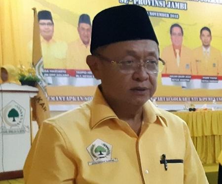 Borong 8 Kursi, Golkar Belum Ungkap Nama Calon Pimpinan DPRD Sarolangun
