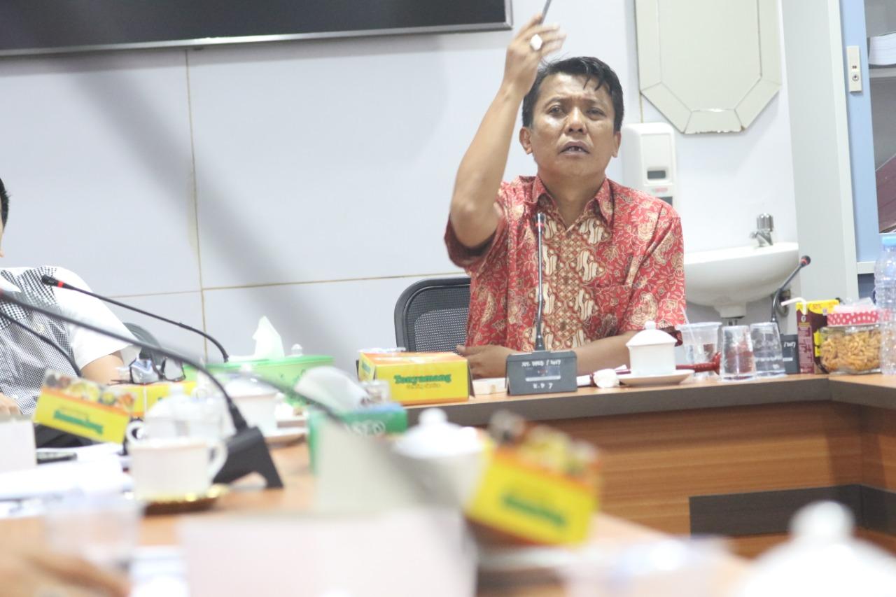 Abdul Wahab Tahir Desak Disdik Kota Makassar Sediakan 10 Ribu Gawai Bagi Siswa Tak Mampu