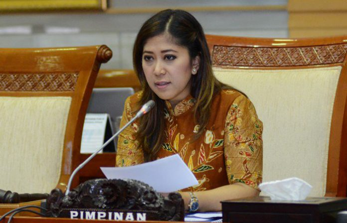 Meutya Hafid Bantah LKI DPP Golkar Dibentuk Untuk Populerkan Airlangga Jelang Pilpres 2024