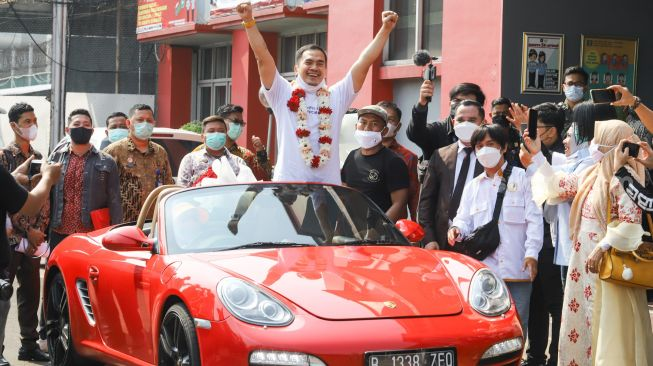 Izinkan Saipul Jamil Masuk TV Untuk Edukasi, Bobby Rizaldi: KPI Bikin Bingung Masyarakat