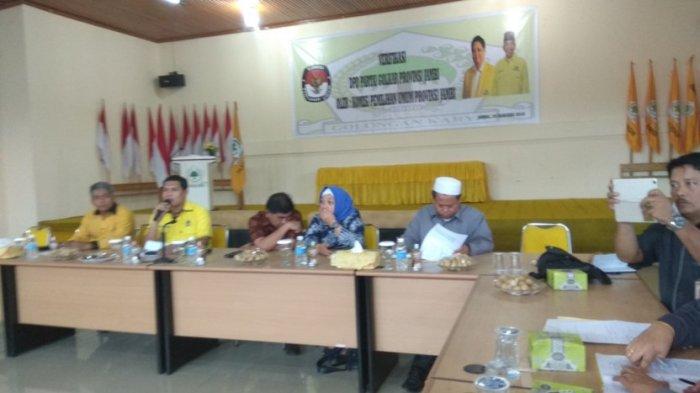 Indobarometer Pastikan Golkar Rebut 2 Kursi DPR Dari Provinsi Jambi