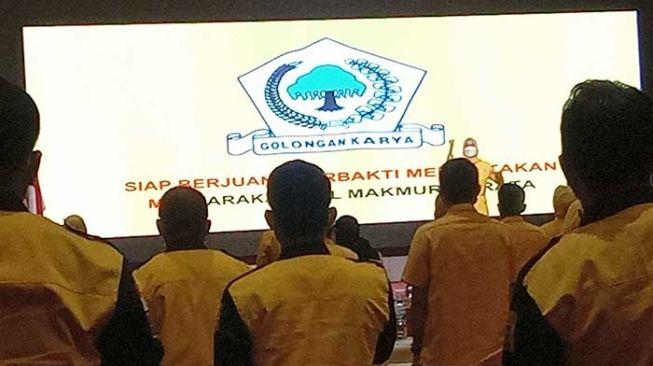 Pimpin Rakerda Golkar, Syamsuar Pastikan Riau Siap Jadi Tuan Rumah Deklarasi Capres Airlangga