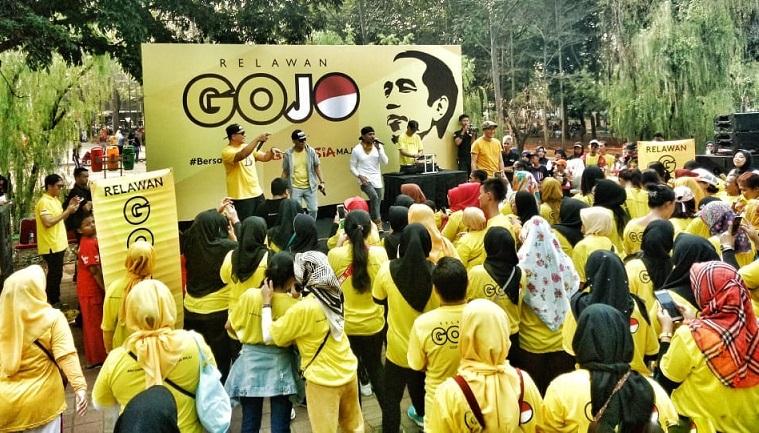 Rizal Mallarangeng Optimis Kaum Milenial Akan Tertarik Dengan Gaya Kampanye GoJo