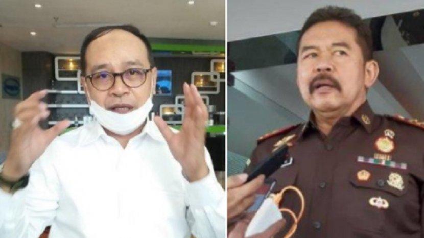 Tuntutan JPU ke Jaksa Pinangki Terlalu Ringan, Supriansa: Kalau Saya Jaksa Agung Langsung Mengundurkan Diri