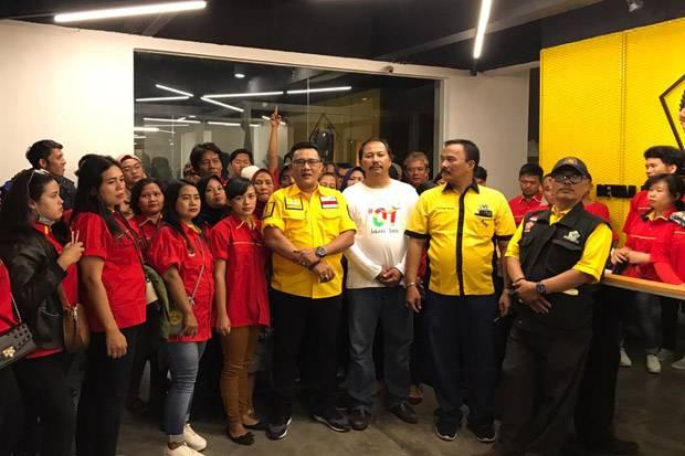 Kantongi Dukungan SOKSI, Mahadi Nasution Siap Maju di Musda Golkar Jakarta Pusat