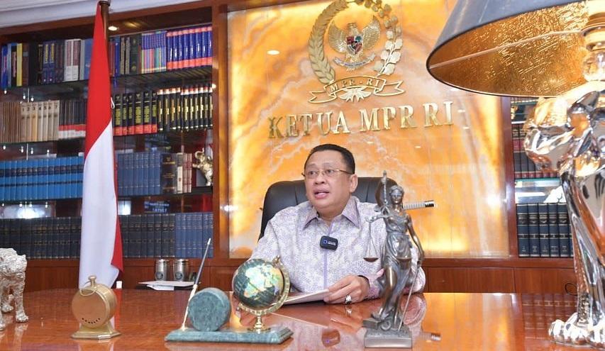 Bamsoet Apresiasi Tertangkapnya 11 Debt Collector Yang Kepung Mobil Personil TNI di Jakut