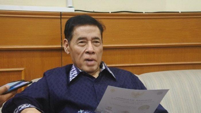 Bamsoet: Jasa Prof Muladi Untuk Bangsa Indonesia Tak Terhitung Banyaknya