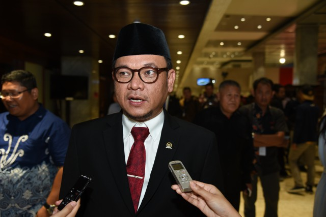 Ace Hasan Nilai Wacana Kemenag Hapus Konten Khilafah dan Jihad Keliru