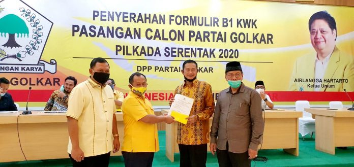 Golkar Targetkan 68 Persen Kemenangan Dari 13 Pilkada se-Jawa Timur