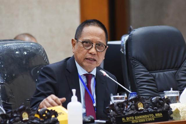Dito Ganinduto Puji Komitman LPEI dan PIP Bantu Tingkatkan Ekspor Dari KEK Kendal ke Mancanegara